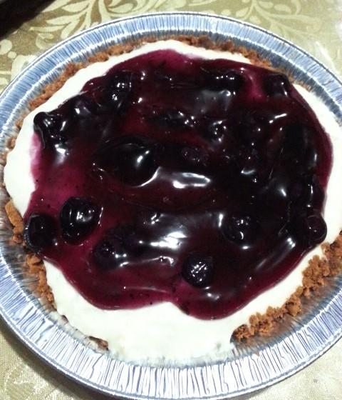 no-bake-blueberry-cheesecake