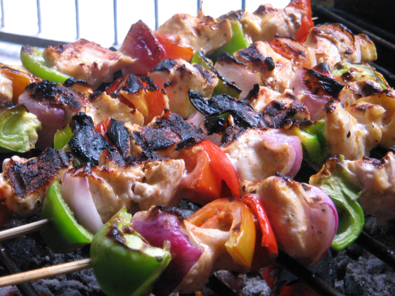 ... about chicken kebab since my last write up was about spices kebab
