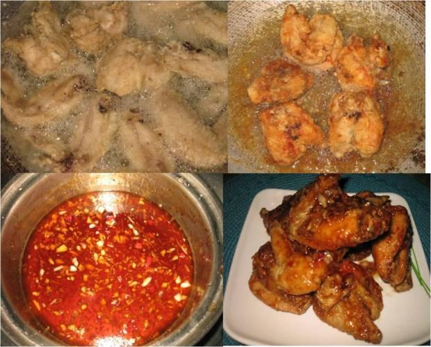 chicken bonchon-style