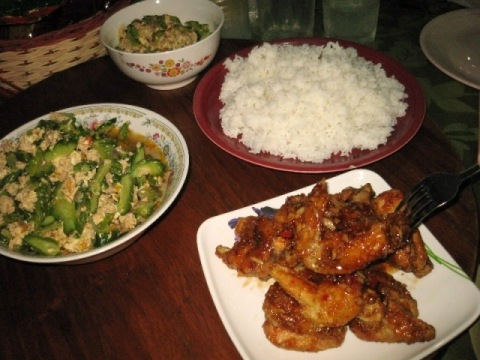 chicken bon chon recipe