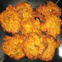 Okoy - Crispy Shrimp Fritters
