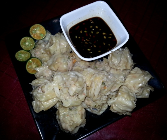 how to cook siomai sauce