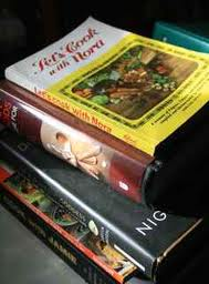 nora daza cookbooks