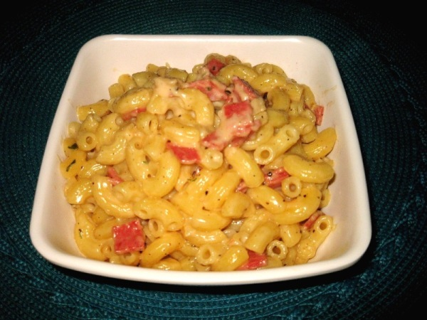 Pinoy Style Mac and Cheese