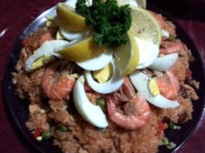 pinoy paella