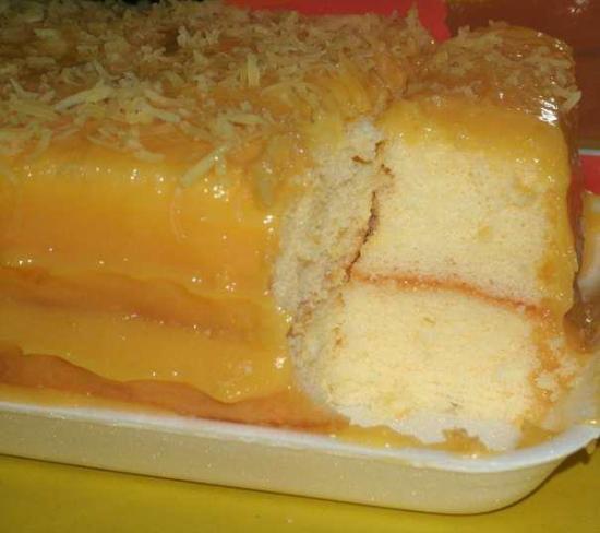 Rodilla's Yema Cake
