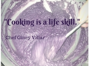 Cooking is a life skill