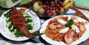 food-plating