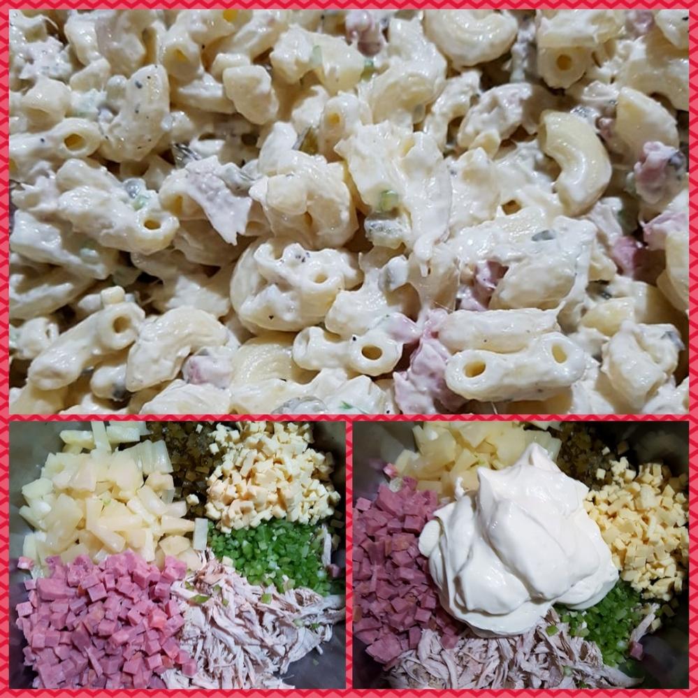 Macaroni Salad Recipe Half Kilo
