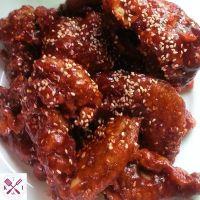 Yangnyeom Tongdak - Zesty Korean Fried Chicken